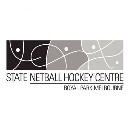 free vector State netball hockey centre