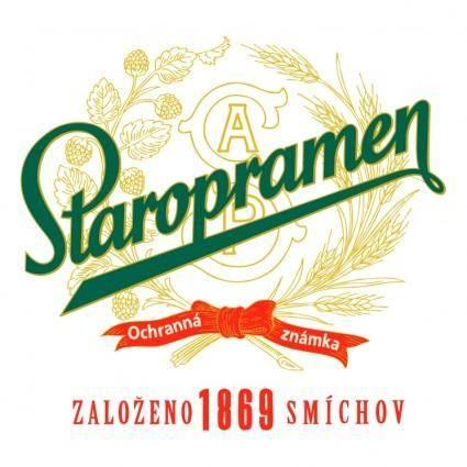 free vector Staropramen 1