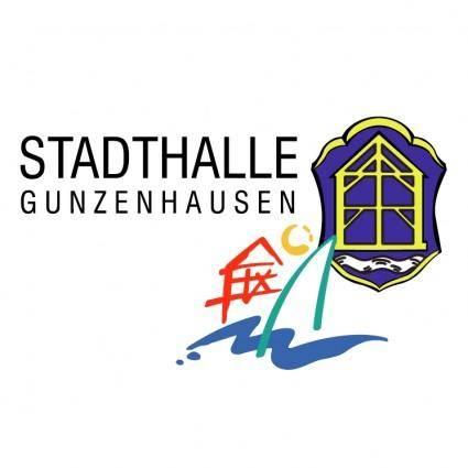 free vector Stadthalle gunzenhausen
