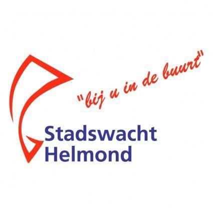 free vector Stadswacht helmond