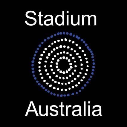 free vector Stadium australia group