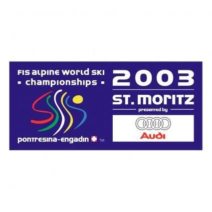 free vector St moritz 2003 0
