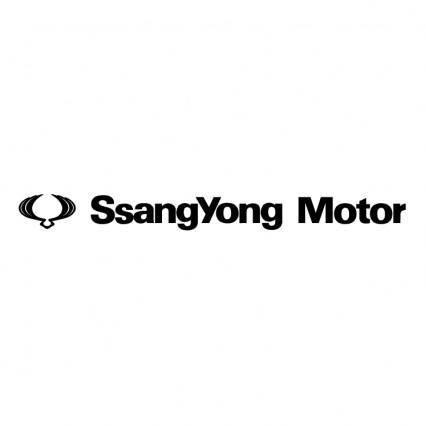 Ssangyong motor company 0