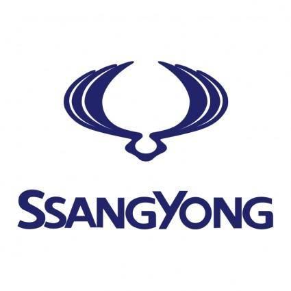 free vector Ssangyong 2