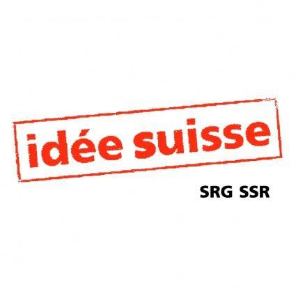 Srg ssr idee suisse 4