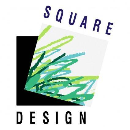 free vector Square design