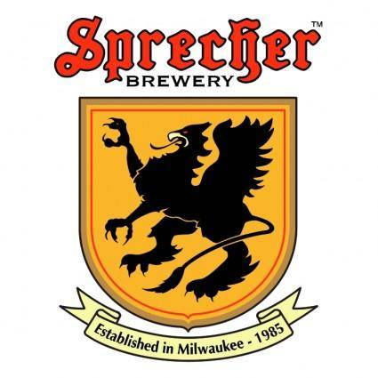 free vector Sprecher brewery