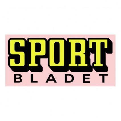 free vector Sportbladet