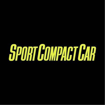 free vector Sport compact car
