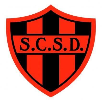 free vector Sport club santos dumont de salvador ba