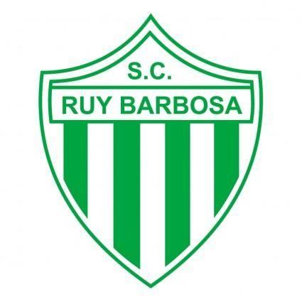 free vector Sport club ruy barbosa de porto alegre rs