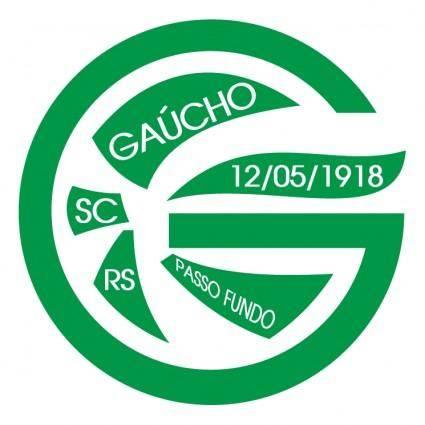 free vector Sport club gaucho de passo fundo rs