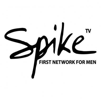 free vector Spike tv