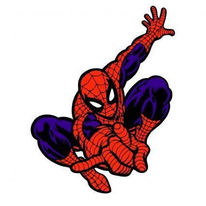 free vector Spider man 1