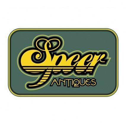 free vector Speer antiques