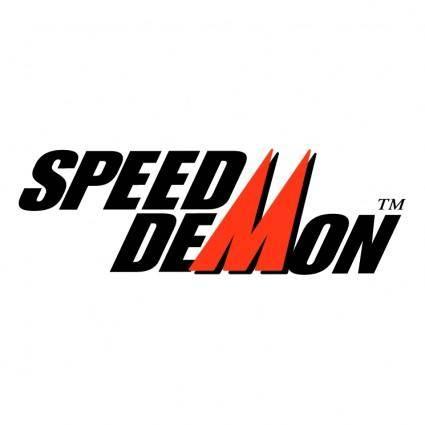free vector Speed demon