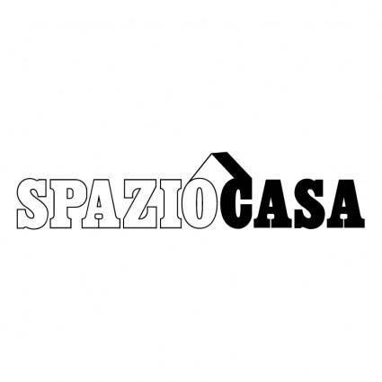 free vector Spazio casa