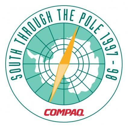 South through the pole 1997 98