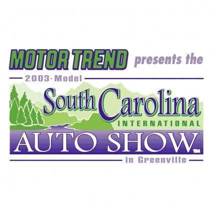 South carolina international auto show