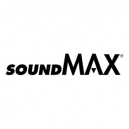 free vector Soundmax