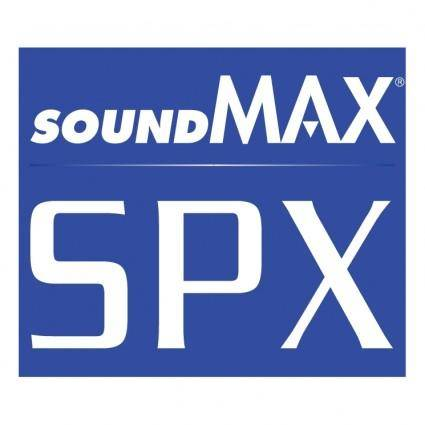 free vector Soundmax spx
