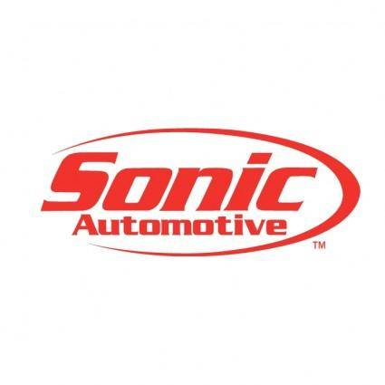 free vector Sonic automotive