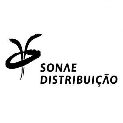 free vector Sonae distribuicao 0