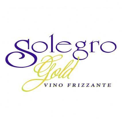 free vector Solegro gold
