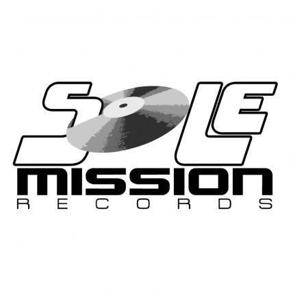 Sole mission records