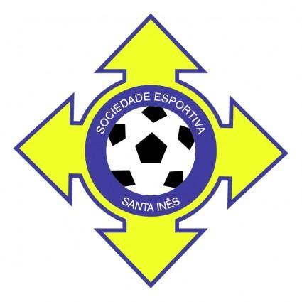Sociedade esportiva santa ines ma