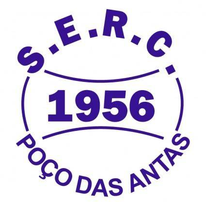 free vector Sociedade esportiva recreativa e cultural poco das antas de poco das antas rs