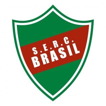 free vector Sociedade esportiva recreativa e cultural brasil de farroupilha rs