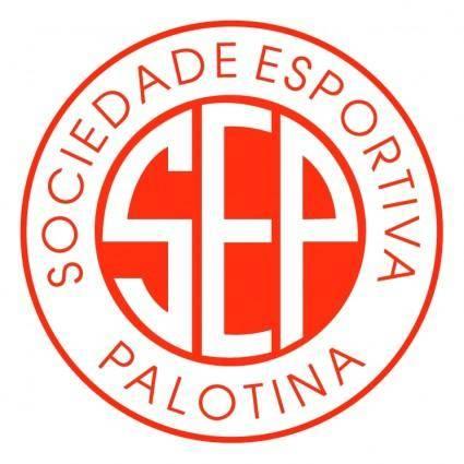 free vector Sociedade esportiva palotina de palotina pr