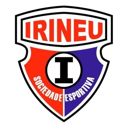 free vector Sociedade esportiva irineusc