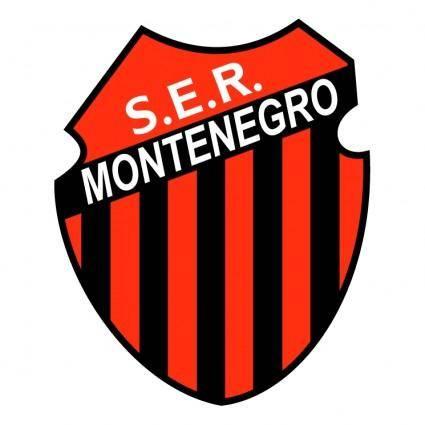 free vector Sociedade esportiva e recreativa montenegro de montenegro rs