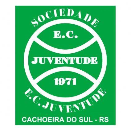 Sociedade esportiva e cultural juventude de cachoeira do sul rs