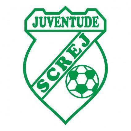 free vector Sociedade cultural recreativa e esportiva juventude de encantado rs
