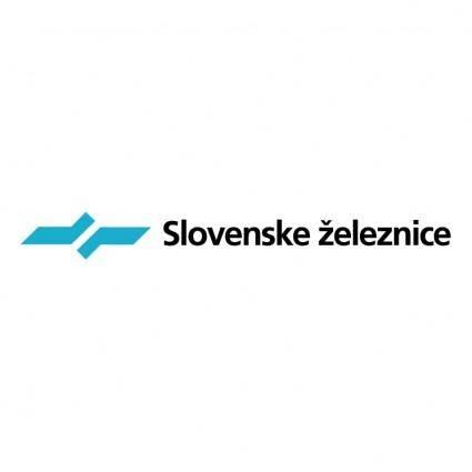 Slovenske zeleznice