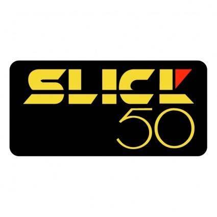 free vector Slick 50 0
