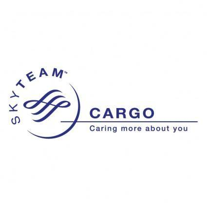 free vector Skyteam cargo