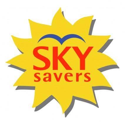 free vector Sky savers