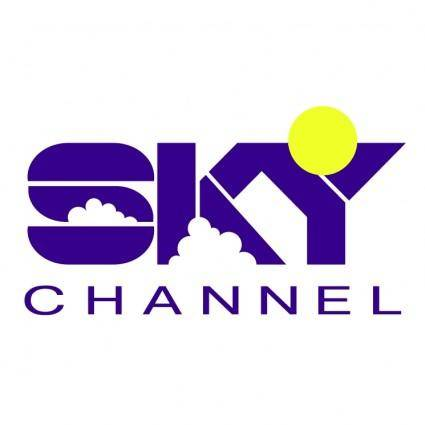 free vector Sky channel