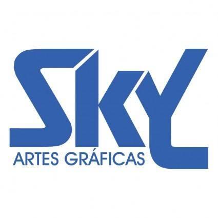 Sky artes graficas do brasil