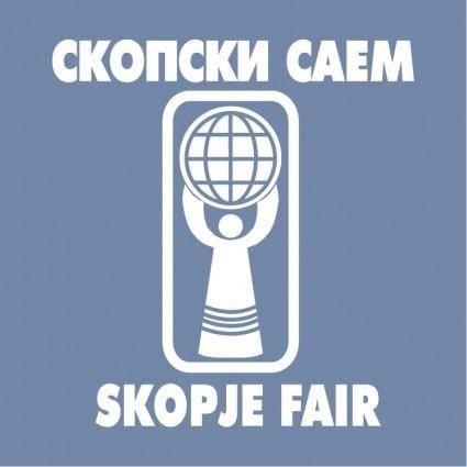 Skopje fair