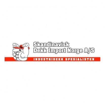Skandinavisk dekk import norge as