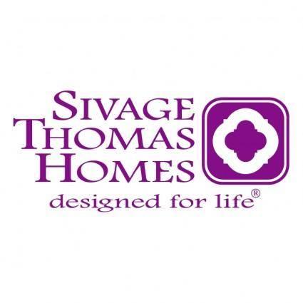 free vector Sivage thomas homes 1