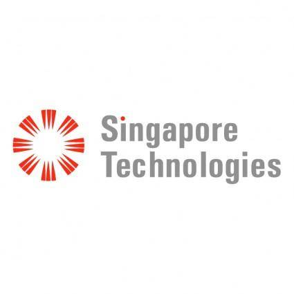free vector Singapore technologies