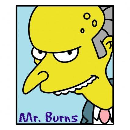 Simpsons mr burns