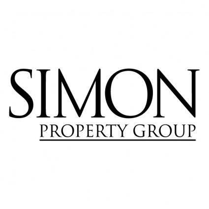 free vector Simon property group