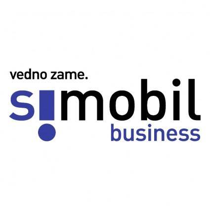 free vector Simobil business